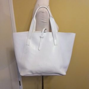Saks Fifth Ave XL tote bag